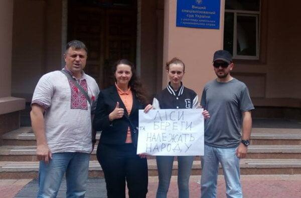 Громаді повернуто першу ділянку коштовного берегу у Коблево (відео)   Корабелов.ИНФО image 1