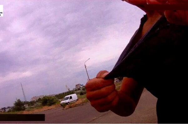 На проспекті Корабелів побилися водій маршрутки та п'яний пасажир | Корабелов.ИНФО image 1