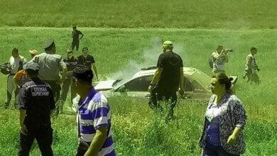 Photo of Несчастный случай на Николаевском ралли: гоночный автомобиль сбил насмерть перебегавшего трассу зрителя (ВИДЕО)