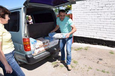 Молодёжная организация ГП СК «Ольвия» вновь с подарками навестила воспитанников детского дома | Корабелов.ИНФО image 6