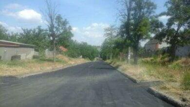 Photo of У Корабельному районі відремонтували дорогу по вул. Академіка Рильського