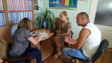 Photo of Правові консультації надали безробітним у Корабельному районному Центрі зайнятості