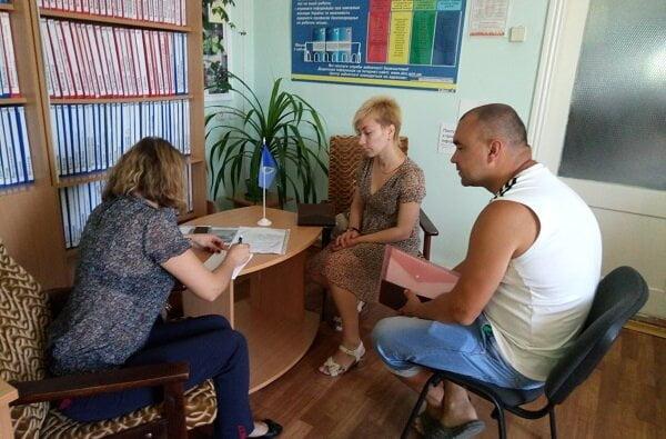 Правові консультації надали безробітним у Корабельному районному Центрі зайнятості | Корабелов.ИНФО image 1