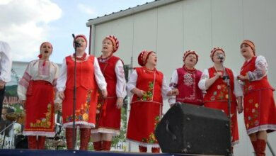 Photo of «Вітовчани» з Корабельного гідно представили українську національну культуру на фестивалі «Етнічна спадщина»