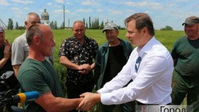 Photo of Ляшко пообещал постучать мэру Сенкевичу по голове или другому месту
