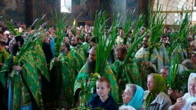 Photo of Православные христиане отмечают Троицу