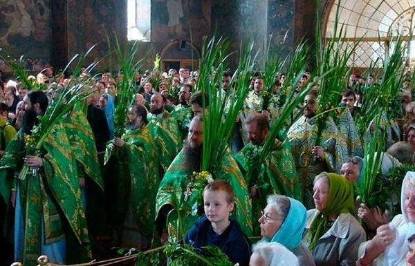 Православные христиане отмечают Троицу | Корабелов.ИНФО