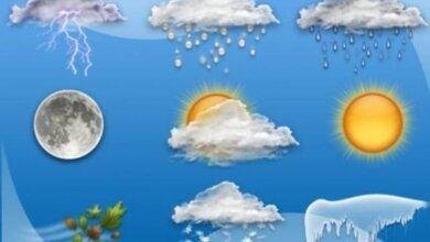 На этой неделе николаевцев ожидает неустойчивая погода | Корабелов.ИНФО