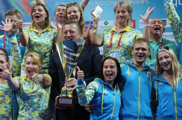 Сборная Украины впервые выиграла чемпионат Европы по прыжкам в воду, обойдя россиян. Главный герой - Илья Кваша   Корабелов.ИНФО image 1