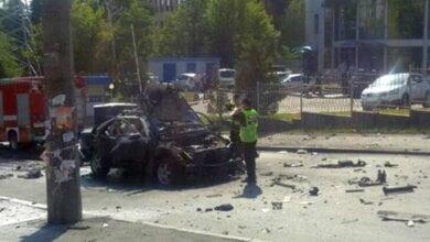 От взрыва автомобиля в Киеве погиб руководитель спецназа ГУР Минобороны | Корабелов.ИНФО