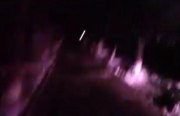 Вночі на проспекті Богоявленському горів автомобіль (відео) | Корабелов.ИНФО