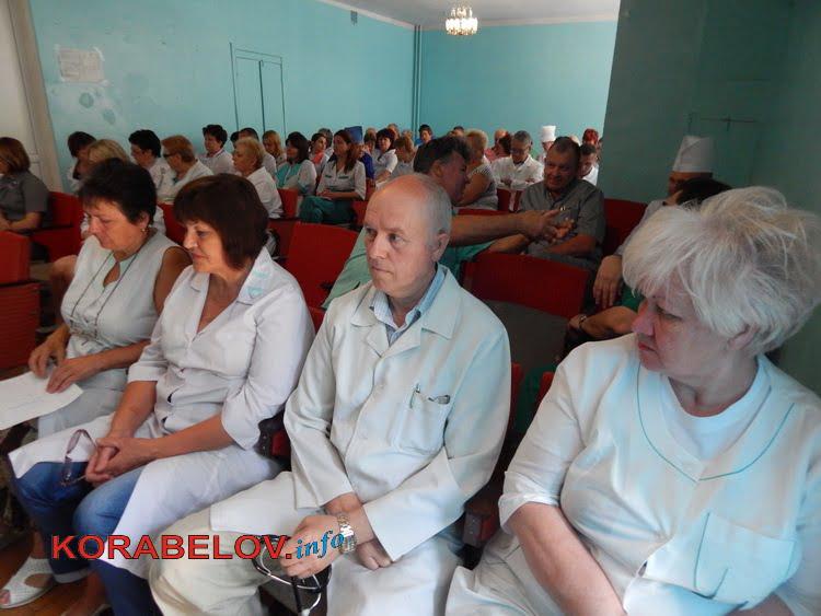 Photo of «Дай Бог, чтоб город взял»: Витовскую ЦРБ планируют передать в коммунальную собственность г. Николаева (ВИДЕО)