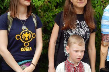 Вірних синів України Ольжича та Мислу вшанували у школі №1 під час закриття мовно-патріотичного табору (ВІДЕО) | Корабелов.ИНФО image 5