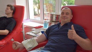 Photo of «Ника-Теровцы» традиционно сдали кровь во Всемирный День донора