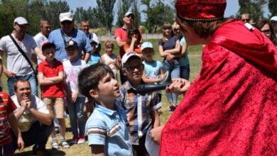 Семейные традиции на «Ника-Тере»: экскурсия по порту, спартакиада и шоу, основанное на сказках «1001 ночь» | Корабелов.ИНФО image 2