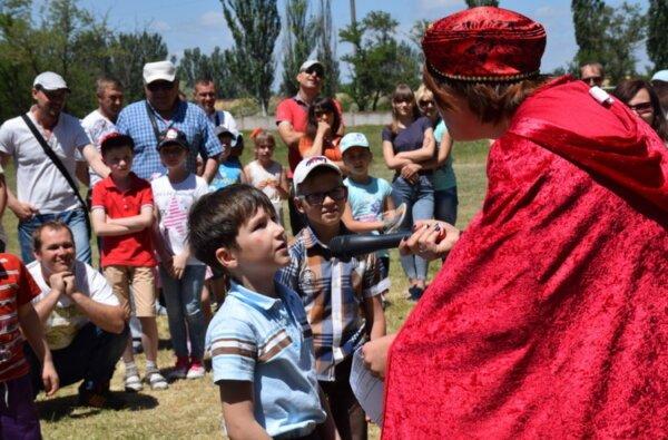 Семейные традиции на «Ника-Тере»: экскурсия по порту, спартакиада и шоу, основанное на сказках «1001 ночь»   Корабелов.ИНФО image 2