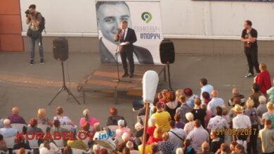 Photo of «Первая в городе велодорожка появится в Корабельном районе», — об этом и другом Сенкевич рассказал на встрече с жителями