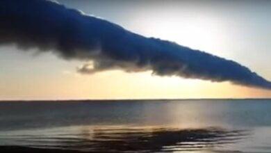 В Херсонской области сняли необычное природное явление. ВИДЕО | Корабелов.ИНФО