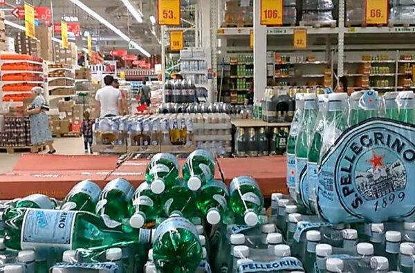«Сами россияне в шоке»: журналист показал цены на продукты в оккупированном Крыму | Корабелов.ИНФО