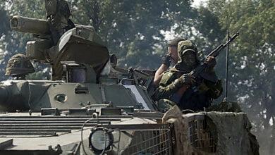 Обстрел боевиками позиций украинских военных: один боец погиб, еще семеро ранены | Корабелов.ИНФО