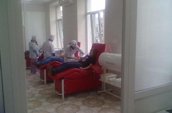 14 червня - Всесвітній день донора крові. Миколаївців закликають ставати донорами   Корабелов.ИНФО