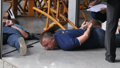 Photo of В Николаеве за вымогательство задержан «криминальный авторитет» Наум (ВИДЕО)