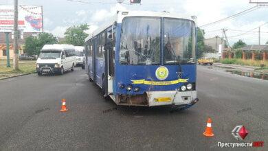 Photo of В районе Кульбакинского поворота  автобус «КамАЗ» протаранил «Opel»