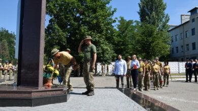 Миколаївці вшанували полеглих під Зеленопіллям бійців АТО | Корабелов.ИНФО image 1