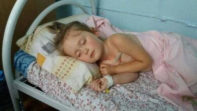 Трехлетней малышке из Николаева, заболевшей менингитом, нужна помощь! | Корабелов.ИНФО