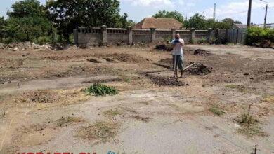 Photo of На месте детского городка «Светофор» начато строительство церкви. «Мы и так пошли на уступки», — отец Богдан (ВИДЕО)