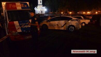 В центре Николаева произошла перестрелка – два человека ранены   Корабелов.ИНФО