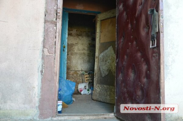 В мусоропроводе николаевской многоэтажки обнаружен труп новорожденного младенца | Корабелов.ИНФО