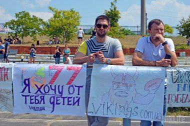 Хмельницких «Гладиаторов» победили николаевские «Викинги» | Корабелов.ИНФО image 4