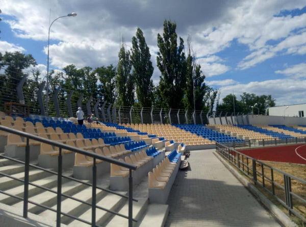 Photo of «40 миллионов не хватило», — горсовет принял в собственность Николаева недостроенный спортгородок в парке Победы