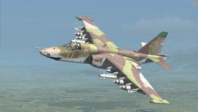 В небе над Николаевщиной: во время учебного полета на штурмовике произошла разгерметизация кабины пилота | Корабелов.ИНФО