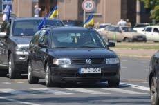 Водители авто с иностранной регистрацией провели в Николаеве автопробег за снижение стоимости таможенных ставок   Корабелов.ИНФО image 4
