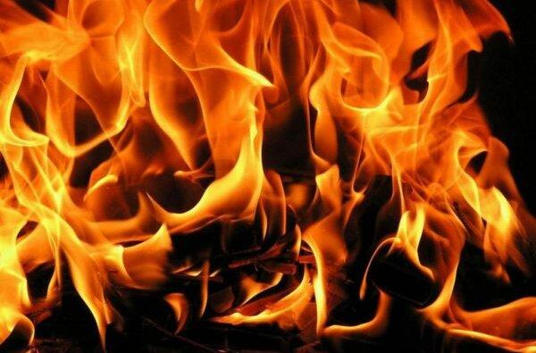 На території приватного домоволодіння у селі Галіцинове сталася пожежа | Корабелов.ИНФО