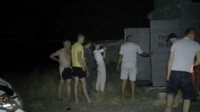 Балабановка в ночь на субботу, 12 августа, осталась без света — пьяный водитель снес трансформатор   Корабелов.ИНФО image 1