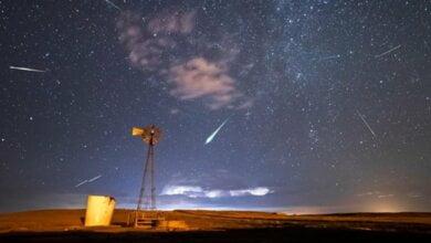 Звездопад Персеиды-2017: пик метеоритного дождя припадает на 11 и 12 августа   Корабелов.ИНФО