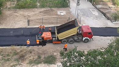 Фирма дочери бизнесмена «Тазика» за почти 1 млн.грн уложила в Николаеве асфальт просто поверх земли | Корабелов.ИНФО image 3