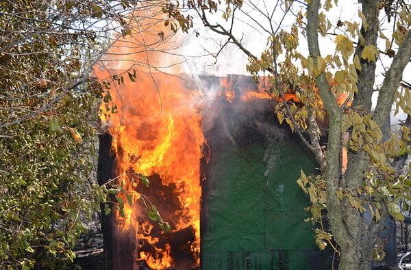 Рятівники з Корабельного району вкотре боролися з масштабною пожежею | Корабелов.ИНФО image 2