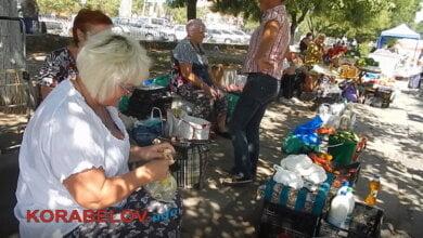 """""""Не важны мне их запреты!"""" - на стихийных рынках в Корабельном спокойно продают всё подряд, в том числе и рыбу   Корабелов.ИНФО image 2"""