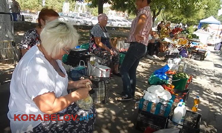 Photo of В мэрии Николаева предложили бороться со стихийной торговлей не только штрафами, но и изымать товар