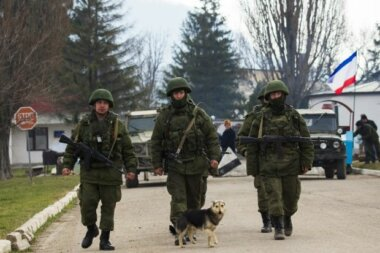 Санкции будут действовать, пока РФ не уйдет со всех оккупированных территорий экс-СССР