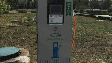 Быстрая зарядка электро-автомобилей появилась Корабельном районе | Корабелов.ИНФО image 1