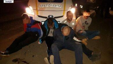 Полиция опубликовала видео погони за пьяными морпехами в Николаеве   Корабелов.ИНФО image 1