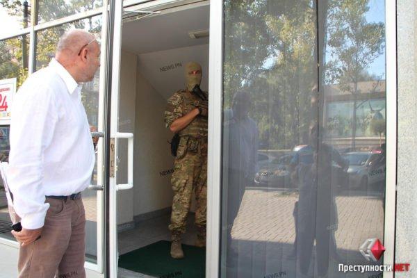 Обыски в офисах группы компаний «Прометей» проводят полицейские из Департамента защиты экономики   Корабелов.ИНФО image 2