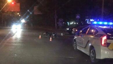 Автомобиль сбил мотоциклиста на проспекте Богоявленском в Корабельном районе | Корабелов.ИНФО