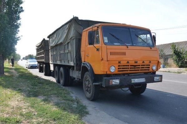 КамАЗ в Корабельном районе сбил пенсионерку. Пострадавшая — в реанимации