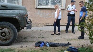 В Николаеве грузовик задавил первоклассника | Корабелов.ИНФО image 3
